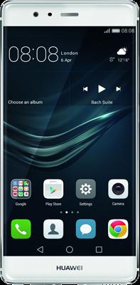 Huawei P9 (32GB Mystic Silver)