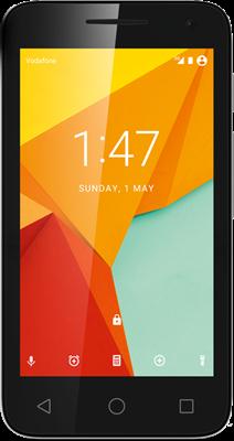 Vodafone Smart Mini 7 (4GB Volcano Black)