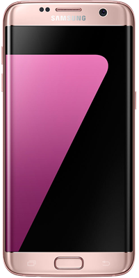 Samsung Galaxy S7 Edge (32GB Pink Gold)