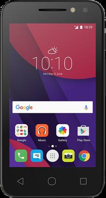 Alcatel Pixi 4 (5) 4G (8GB Black)