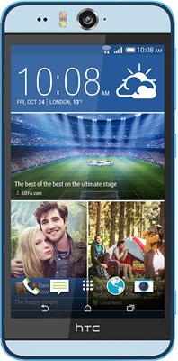 HTC Desire 530 (16GB Blue Lagoon Refurbished Grade A)