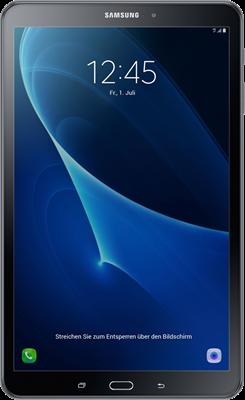 Samsung Galaxy Tab A 10.1 (2016) (16GB Black Refurbished Grade A)