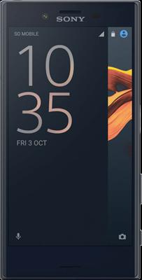 Sony Xperia X Compact (32GB Universe Black)