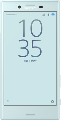 Sony Xperia X Compact (32GB Mist Blue)