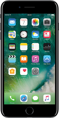 Apple iPhone 7 Plus (128GB Jet Black)