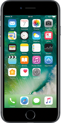 Apple iPhone 7 (128GB Black) at £30.00 on O2...