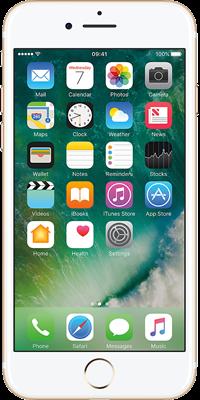 Apple iPhone 7 (128GB Gold)
