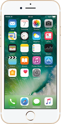 Apple iPhone 7 (128GB Gold) at £81.99 on...