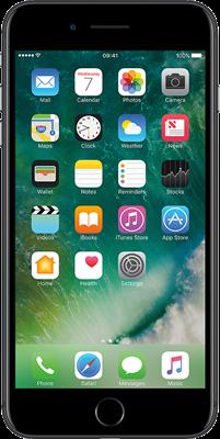 Apple iPhone 7 Plus (256GB Black)