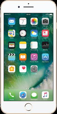 Apple iPhone 7 Plus (256GB Gold)