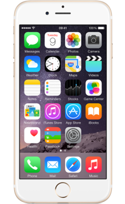 Apple iPhone 6s (32GB Gold)
