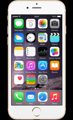 Apple iPhone 6s (32GB Gold)