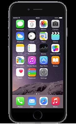 Apple iPhone 6s (32GB Space Grey)