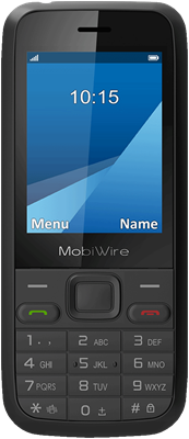 MobiWire Pictor (Black)