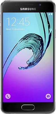 Samsung Galaxy A5 2017 (32GB Black Sky) on...