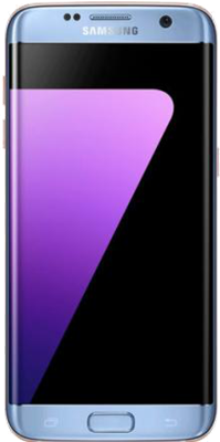 Samsung Galaxy S7 Edge (32GB Coral Blue Refurbished Grade A)