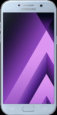 Samsung Galaxy A3 2017 (16GB Blue Mist Refurbished Grade A)