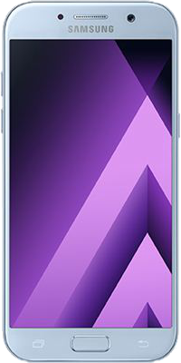 Samsung Galaxy A3 2017 (16GB Blue Mist Refurbished Grade B)