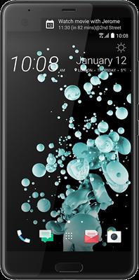 HTC U Play Dual SIM (32GB Brilliant Black)