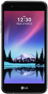 LG K4 (2017) (8GB Black)