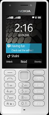 Nokia 216 (Grey)