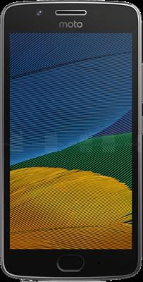 Moto G5 Dual SIM (16GB Lunar Grey)