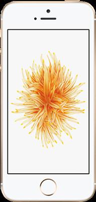 Apple iPhone SE (32GB Gold Refurbished Grade B)