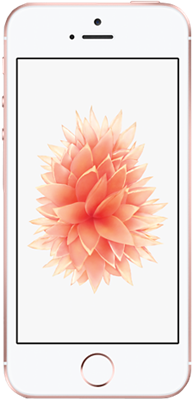 Apple iPhone SE (32GB Rose Gold)