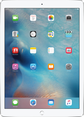 "Apple iPad 9.7"" (2017) (128GB Silver)"