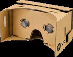 3D Cardboard VR