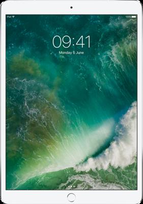"Apple iPad Pro 10.5"" (2017) (64GB Silver Refurbished Grade A) cheapest retail price"