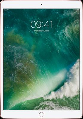 "Apple iPad Pro 10.5"" (2017) (64GB Rose Gold)"