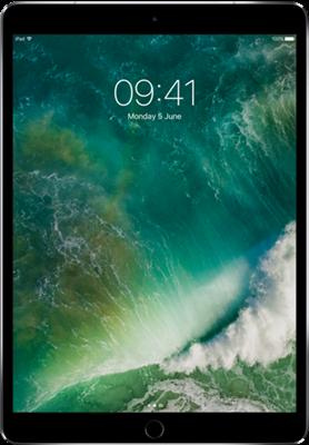 "Apple iPad Pro 10.5"" (2017) (256GB Space Grey)"