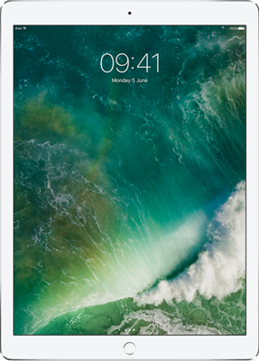 "Apple iPad Pro 12.9"" (2017) (64GB Silver)"