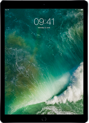 "Apple iPad Pro 12.9"" (2017) (64GB Space Grey)"