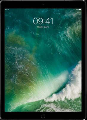 "Apple iPad Pro 12.9"" (2017) (256GB Space Grey)"