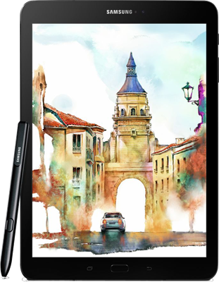 Samsung Galaxy Tab S3 9.7 (32GB Black)