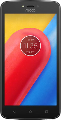 Moto C 4G Dual SIM (16GB Starry Black)