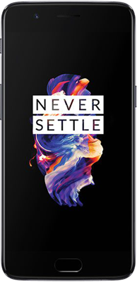 OnePlus 5 Dual SIM (128GB Midnight Black) at £499.99 on O2 Refresh (24 Month(s) contract) with UNLIMITED mins; UNLIMITED texts; 2000MB of 4G data. £16.00 a month.