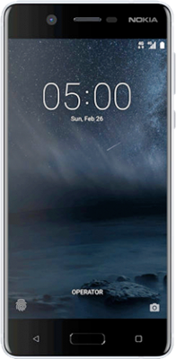 Nokia 5 (16GB Silver) at £139.00 on Big Bundle 2GB with 500 mins; 5000 texts; 2000MB of 4G data. Extras: Top-up required: £10.