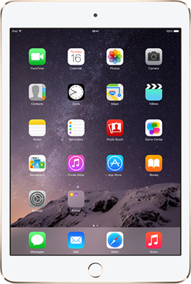 "Compare retail prices of Apple iPad Mini 3 7.9"" (2014) WiFi Only (16GB Gold) to get the best deal online"