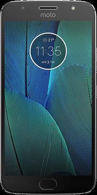 Moto G5S Plus (32GB Lunar Grey)