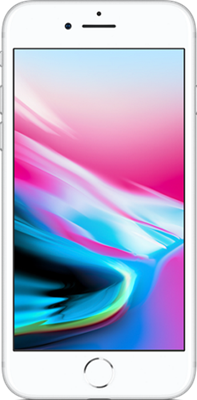 Apple iPhone 8 (64GB Silver) at £129.99 on O2 Refresh (24 Month(s) contract) with UNLIMITED mins; UNLIMITED texts; 8000MB of 4G data. £48.00 a month.