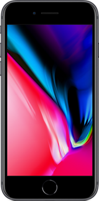Apple iPhone 8 (256GB Space Grey Refurbished Grade C) at £49.99 on O2 Refresh (24 Month(s) contract) with UNLIMITED mins; UNLIMITED texts; 4000MB of 4G data. £50.00 a month.