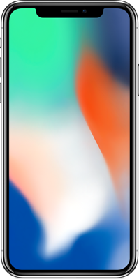 Apple iPhone X (256GB Silver)