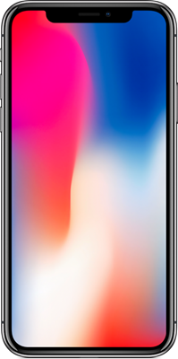 Apple iPhone X (64GB Space Grey Pre-Owned Grade B)