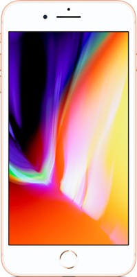 Apple iPhone 8 Plus (256GB Gold) at £949.00 on International SIM with 200MB of 4G data. Extras: Top-up required: £15.