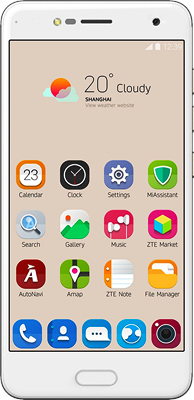 ZTE Blade V8 Dual SIM (32GB Silver) on Essential...