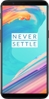 OnePlus 5T Dual SIM (128GB Midnight Black)