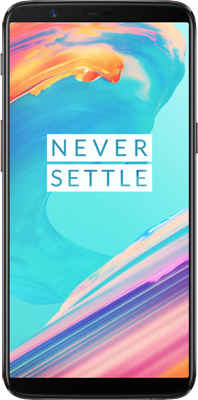 OnePlus 5T Dual SIM (128GB Midnight Black) at £499.00 on Big Bundle 2GB with 500 mins; 5000 texts; 2000MB of 4G data. Extras: Top-up required: £10.